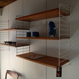 String shelf system