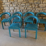 Arcadia model Arcosa chairs