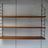 Shelf in teakwood