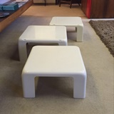 3 Stackable Amanta tables