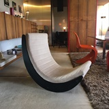 VERNER PANTON ROCKING CHAIR