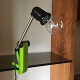 NECKERMANN CLIP ON LAMP