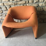 GROOVY CHAIR F580 BY P. PAULIN