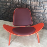 SHELL CHAIR BY HANS WEGNER