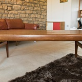 EXTENDABLE COFFEE TABLE