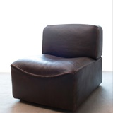 CHAIR DS-15 IN BUFFALO LEATHER