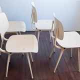 SET OF 4 REVOLT CHAIRS