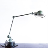 INDUSTRIAL LAMP BY JEAN-LOUIS DOMECQ