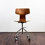 Hammer office chair model 3103 by Arne Jacobsen