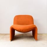 ALKY EASY CHAIR DESIGNED BY GIANCARLO PIRETTI