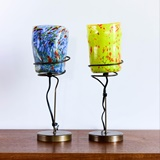 BAROVIER & TOSO LAMPS IN MURANO GLASS